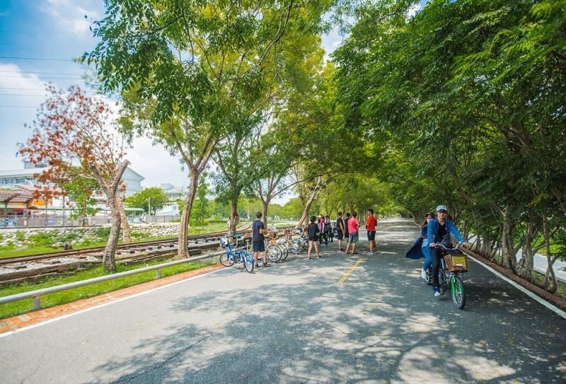 Dongfeng Bicycle Green Way